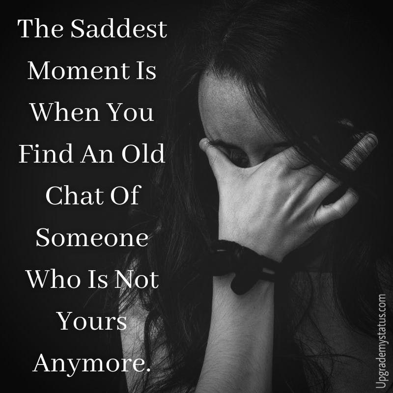 sad quotes for whatsapp status